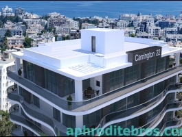 1+1 APARTMENT IN KYRENIA CENTER