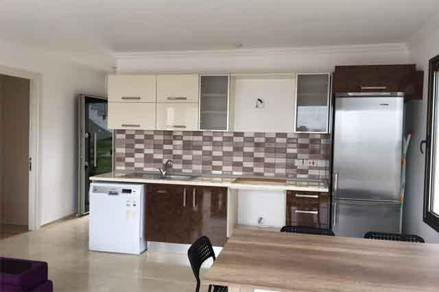 1+1 APARTMENT IN KARAOGLANOGLU