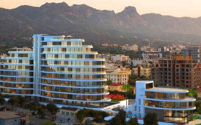 1+1 APARTMENT IN KYRENIA CITY CENTER
