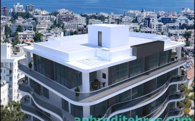 SPECTACULAR APARTMENT IN KYRENIA