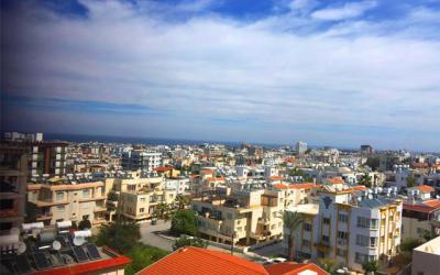 3+1 APARTMENT FOR SALE IN KYRENIA